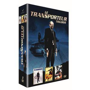 DVD FILM DVD Transporteur : la trilogie