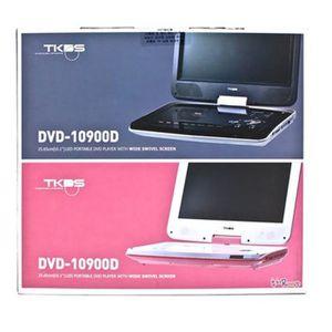 LECTEUR DVD PORTABLE TKDS LED Porttable Lecteur DVD 10900D pour les enf