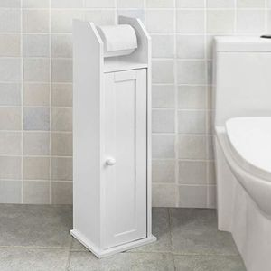 ARMOIRE DE TOILETTE Support Papier Toilette Armoir Porte-papier Toilet