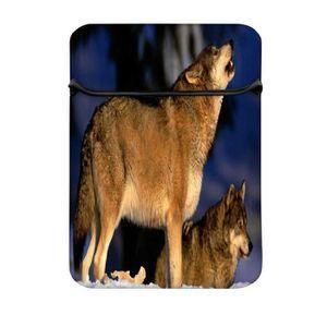 chien roaring housse pour ordinateur portable 17 pouces - Ordinateur Portable 17 Pouces Soldes