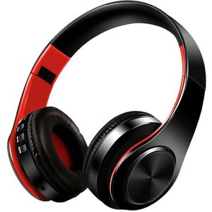 CASQUE - ÉCOUTEURS Casque Bluetooth Stéréo Sans Fil, Casque Audio Pli