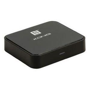 Récepteur audio KONIG CSBTRCVR110 Récepteur audio Bluetooth pour l
