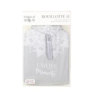 BOUILLOTTE THE HOME DECO FACTORY Bouillotte - Avec pompon - 1