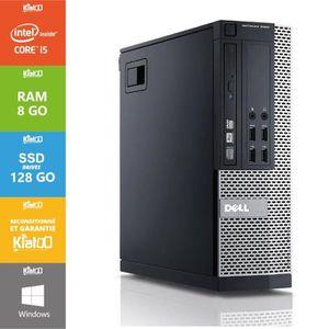 UNITÉ CENTRALE  Pc bureau dell optiplex 790 core i5 8 go ram 128 g