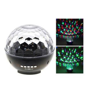 LAMPE ET SPOT DE SCÈNE Lampe disco Bluetooth de diamètre 16cm