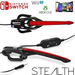 CASQUE RÉALITÉ VIRTUELLE XP100 Stealth, Oreillette Nintendo Switch, Xbox On