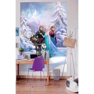 papier peint enfant fille achat vente pas cher. Black Bedroom Furniture Sets. Home Design Ideas