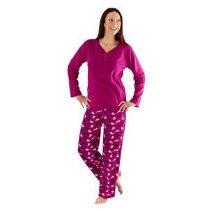 pyjama femme polaire achat vente pas cher cdiscount. Black Bedroom Furniture Sets. Home Design Ideas