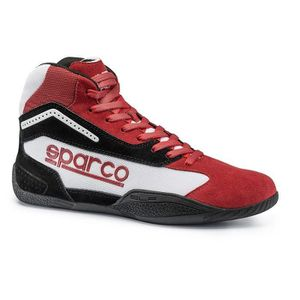 CHAUSSURE - BOTTE Bottines SPARCO Gamma KB-4 rouge-blanc taille 42