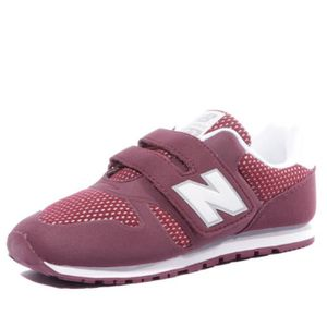Ka373 New Chaussures Bordeaux Achat Balance Fille Rouge tqrFxwtf