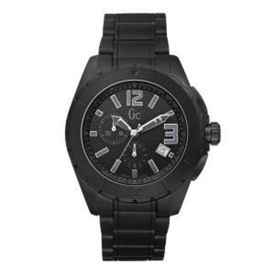Montre GC Guess Sport Class XXL X76011G2S Noir, Sport - Achat vente montre  - Cdiscount 9e2c1f6638c