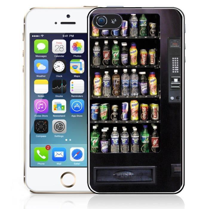 coque iphone 8 boisson