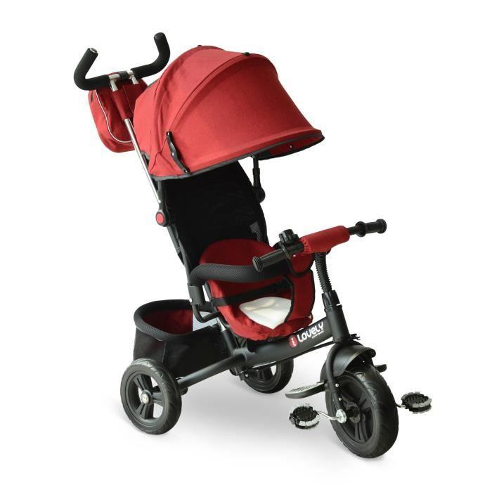 tricycle roues gonflables achat vente jeux et jouets pas chers. Black Bedroom Furniture Sets. Home Design Ideas