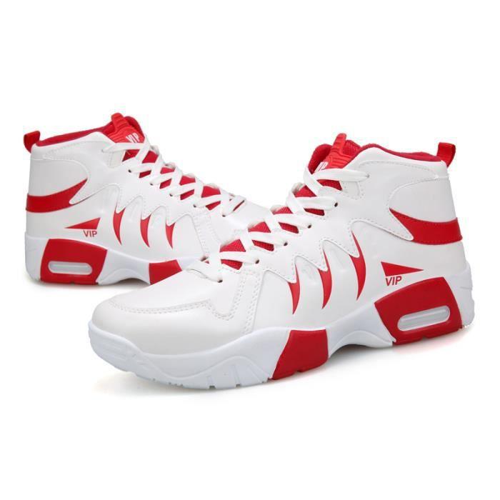 Chaussures de Course pour Hommes Occasionnels Respirante Baskets