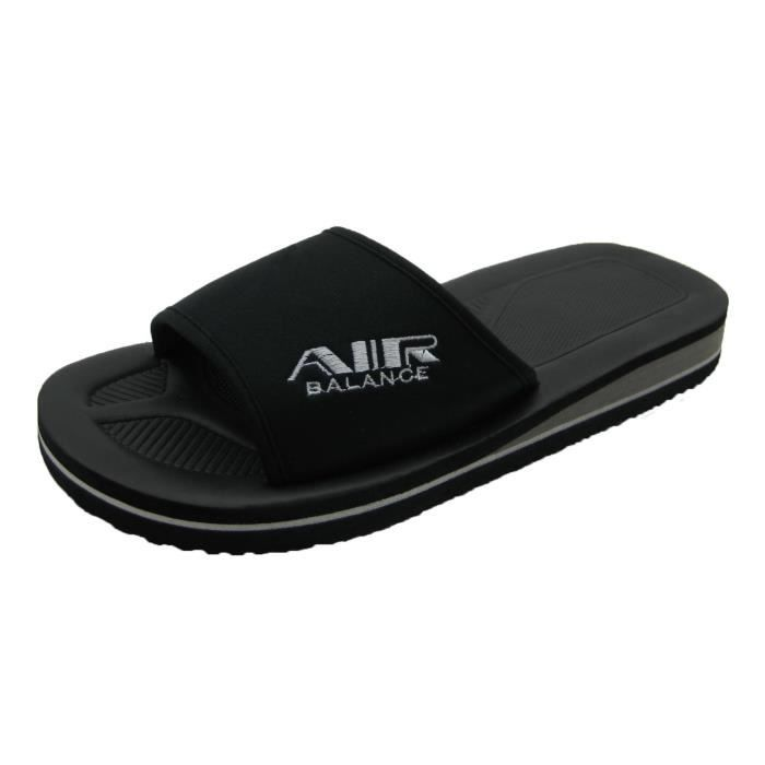 Air Men's Comfy Wide Strap Light Eva Sandals In Classy Colors AKVFW Taille-40 1-2 Yxurn