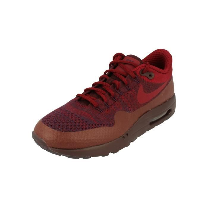 save off 7e473 19962 BASKET Nike Air Max 1 Ultra Flyknit Hommes Running Traine