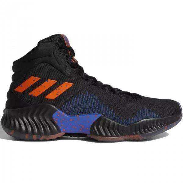 cheap for discount 423bc e2a5c Chaussures de Basketball adidas Pro Bounce 2018 Noir Kristaps  Porzioampdaggeris pour homme