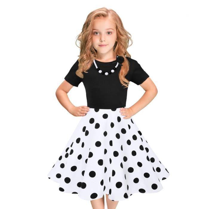 a73d937118812 Robe vintage enfant - Achat   Vente pas cher