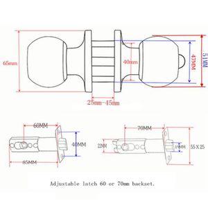 poignee de porte interieure avec serrure achat vente poignee de porte interieure avec. Black Bedroom Furniture Sets. Home Design Ideas