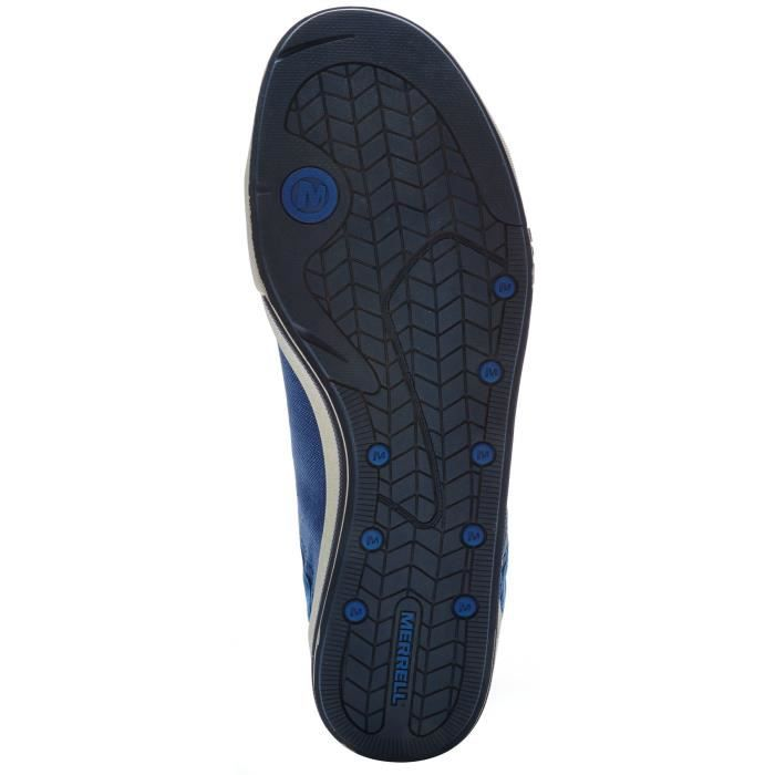 Le Rant Merrell Men in Tahoe Chaussures J21851 Black - Blue