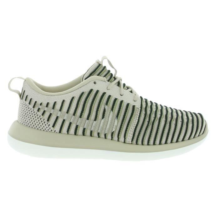 Mesdames Flyknit Two 200 Roshe W Sneaker 844929 Beige w8Attq
