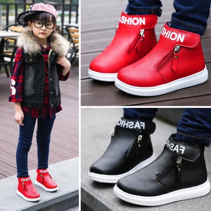 Enfants Chaussures baskets Garçon filles Mode Chaussures de sport