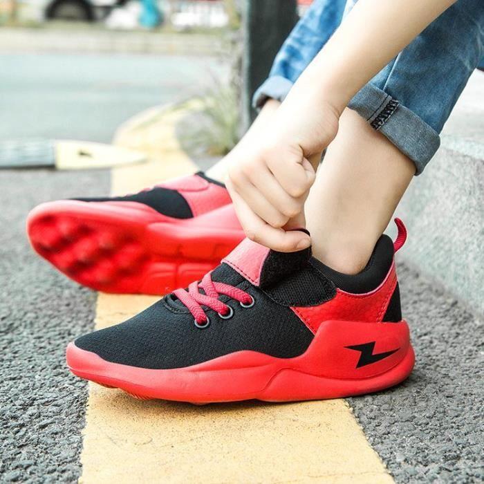 chaussures ball de chaussures basket chaussures pour respirantes course Mode enfants de ZafqHqC