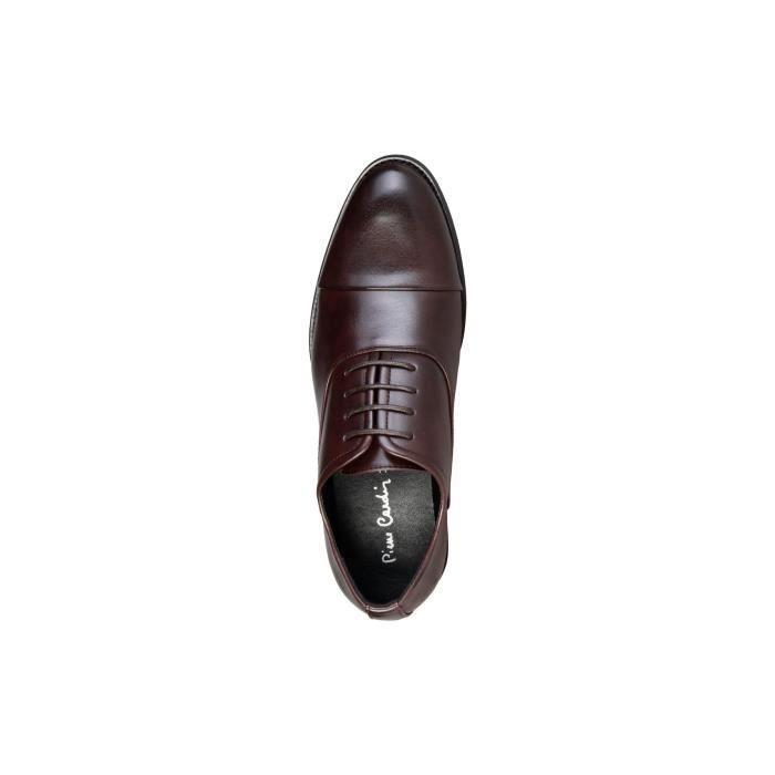 Pierre Cardin - Chaussures richelieu homme - Marron P,40