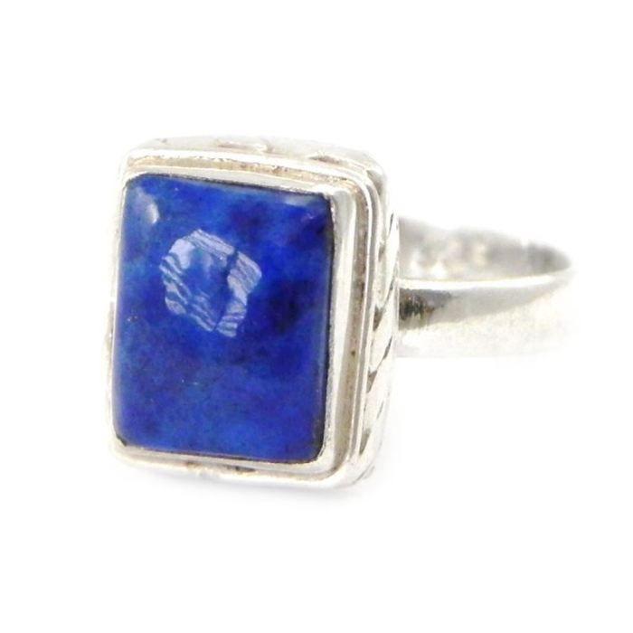Bague Argent Heaven lapis lazuli