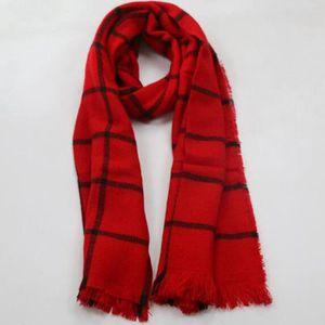 ... ECHARPE - FOULARD Nouvelle arrivée de mode d hiver écharpe plaid gla. ‹› c5628b696a7