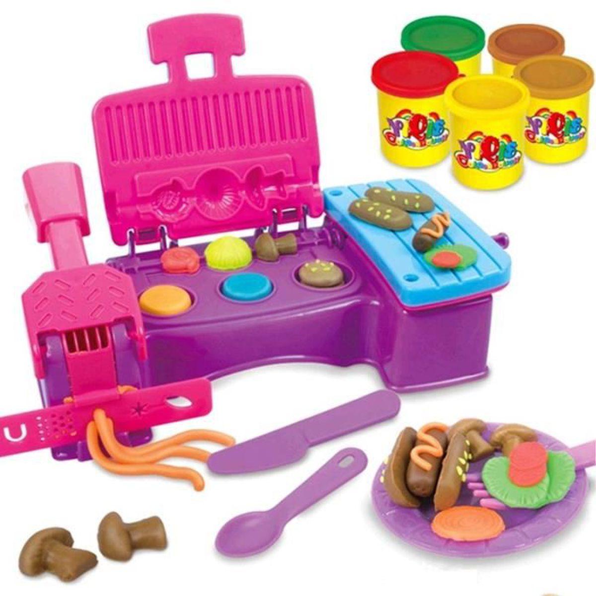 Kit pate a modeler enfant - Achat / Vente jeux et jouets pas chers