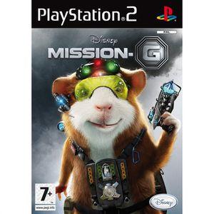 JEU PS2 MISSION G / JEU CONSOLE PS2
