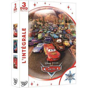 DVD DESSIN ANIMÉ DISNEY CLASSIQUES - Coffret DVD Cars