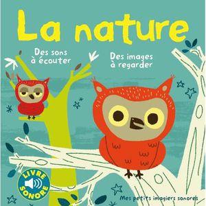 Livre 3-6 ANS La nature