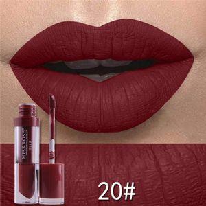 30411c18a8 ROUGE A LÈVRES Novatech 20# Lipstick Lèvres Hydratant Liquide Rou