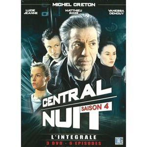 DVD FILM Central Nuit - Saison 4 - L'intégrale - Coffret 3