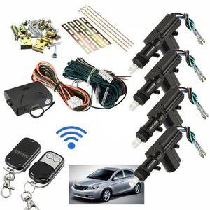 ALARME VEHICULE JL Voiture Car Télécommande Alarme Sécurité Systèm