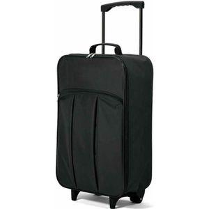 VALISE - BAGAGE Valise à roulettes pliable légère 51cm Benzi - Noi