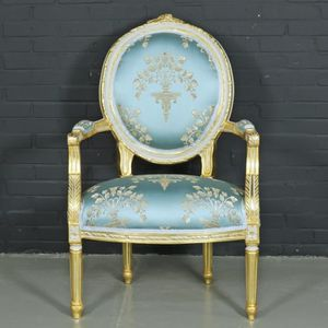 FAUTEUIL Casa Padrino baroque dining chair