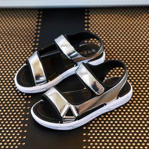 BOTTE Summer Girls Sandales Enfants Ccasual Sandales Filles Garçons Chaussures de plage@RoseHM rmUxpy