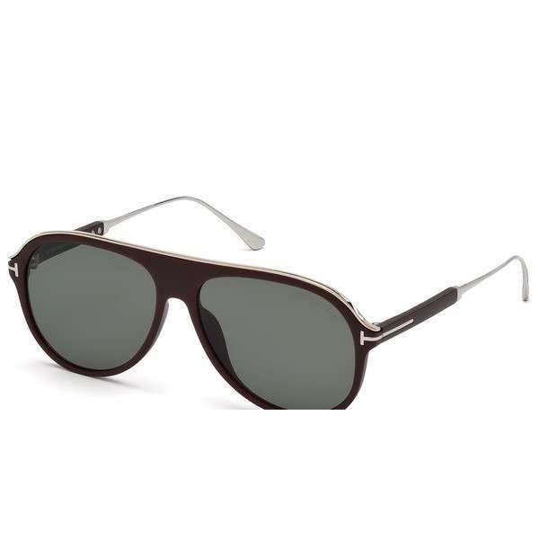 465b7a529cfc22 Lunettes de soleil Tom Ford FT 0624 49A - Achat   Vente lunettes de ...