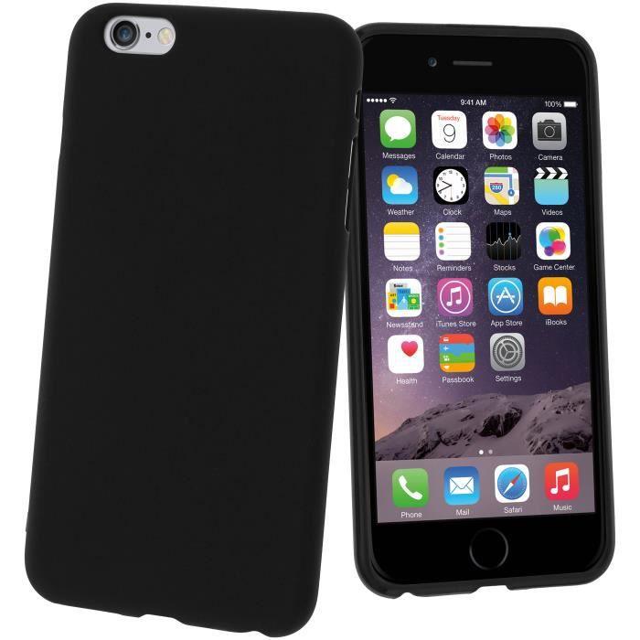 coque silicone iphone 6 plus apple