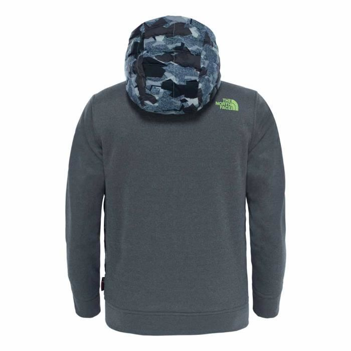 Vêtements enfant Vestes isolées The North Face Thermoball Canyonlands Hoodie  Boys a57781f322fd