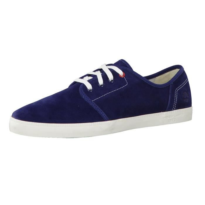 Timberland Newport Bay Suede plaine Toe Oxford Chaussures LRYJ2 Taille-42 1-2