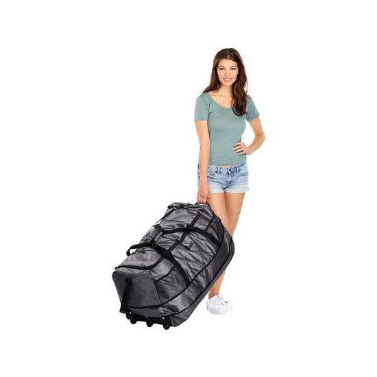 7e3d294702 Sac de sport & voyage ultra léger 140 L à 3 roulettes - Achat / Vente sac  de voyage 4022107289986 - Cdiscount