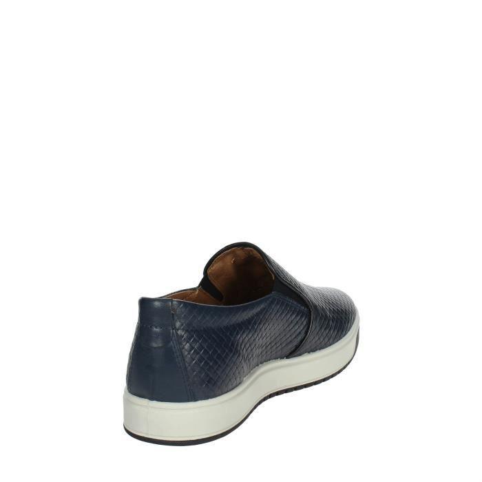 Imac Slip-on Chaussures Homme Bleu, 40