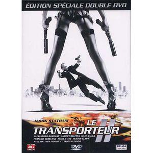 DVD FILM LE TRANSPORTEUR 2