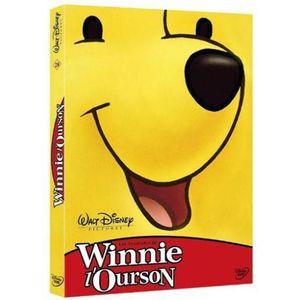 DVD DESSIN ANIMÉ DVD Winnie l'ourson : Les aventures de Winnie l...