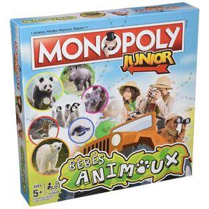 MONOPOLY Junior - Bébés Animaux