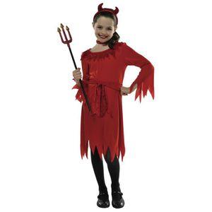Deguisement diablesse fille achat vente jeux et jouets - Petite diablesse ...